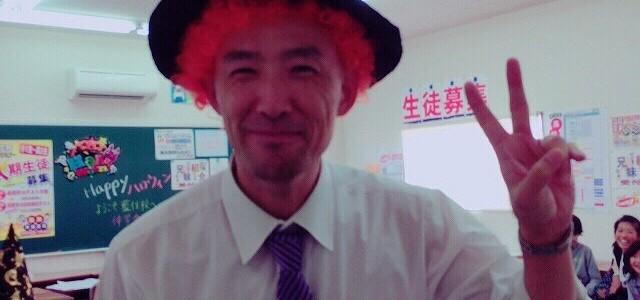 藍住校と津田校でハロウインパーティーしてきました。