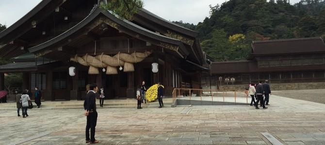 島根県に行ってきました。